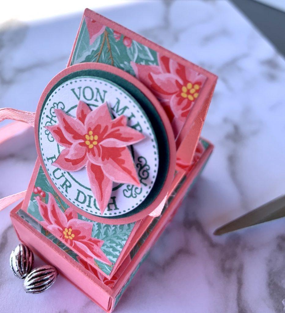 Geschenkbox Stampin UP