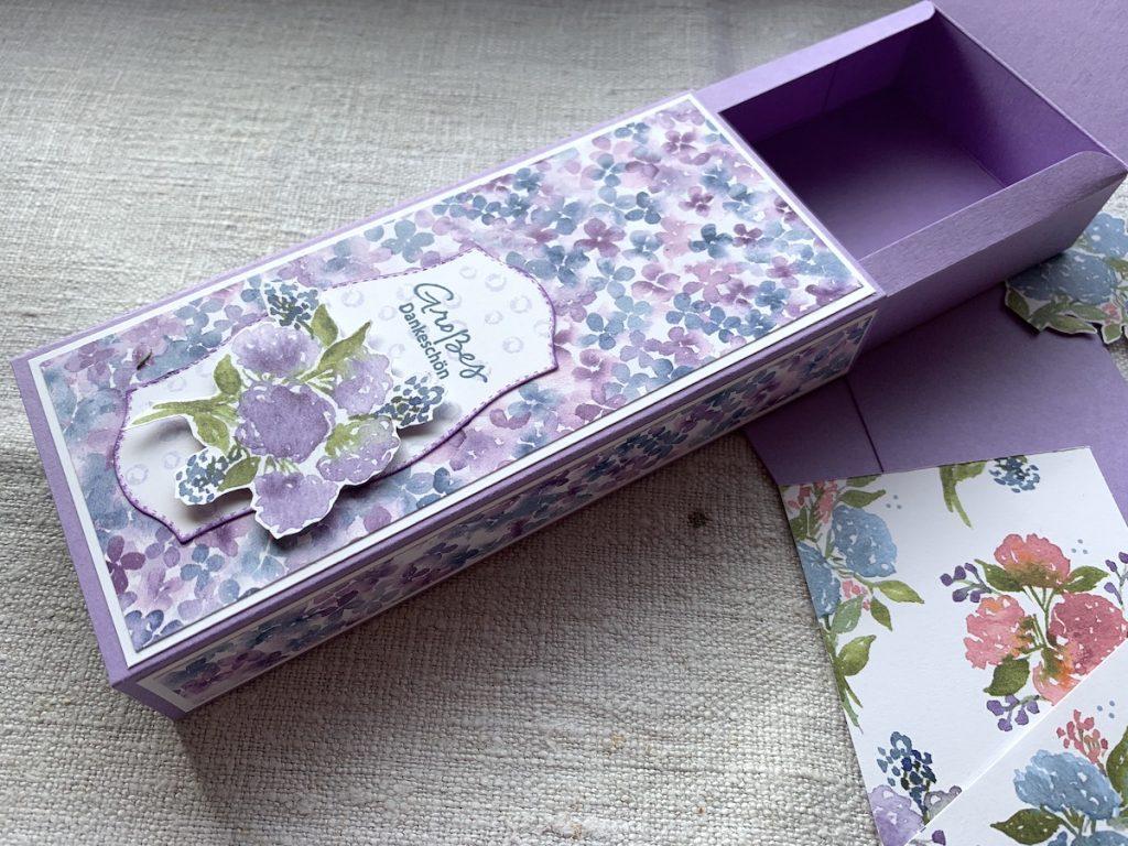 Frühlingsbox mit Magnet