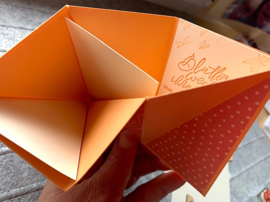 Hexagon Twister Card